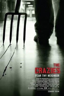 The Crazies (2010): This is one of the best modern zombie movies there is. It also includes biological warfare and disease, which is super exciting!