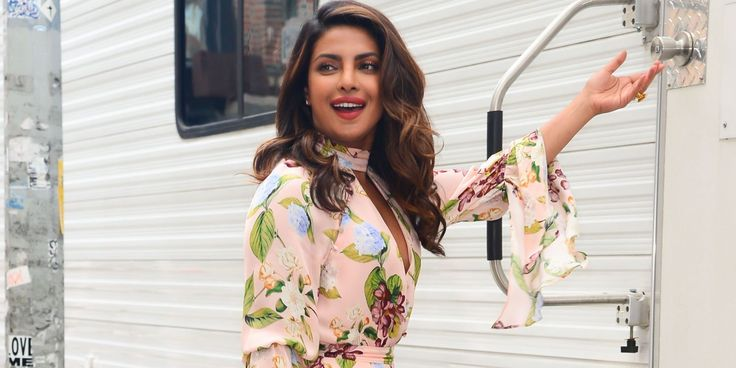 Priyanka Chopra Is Set To Produce A New TV Show Bringing Bollywood To Middle America - HarpersBAZAAR.com