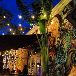 The Patio @ Tryst In Downtown DelRay Beach Florida