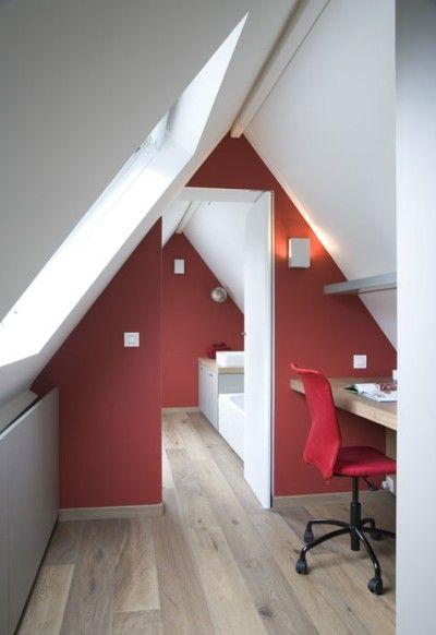 25+ beste ideeën over kleine zolder, alleen op pinterest - kleine, Deco ideeën