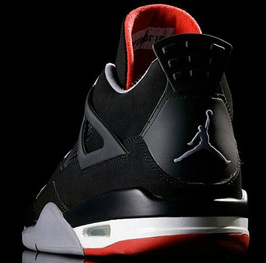 Jordan IV (4) Bred 2012
