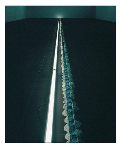 'Pathway to the Sea - Aramoana' by Ralph Hotere and Bill Culbert.