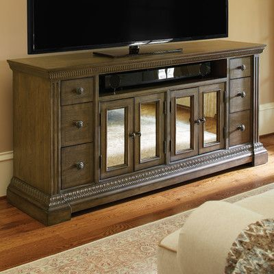 Legacy Classic Furniture Renaissance TV Stand
