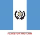 2' x 3' Guatemala flag