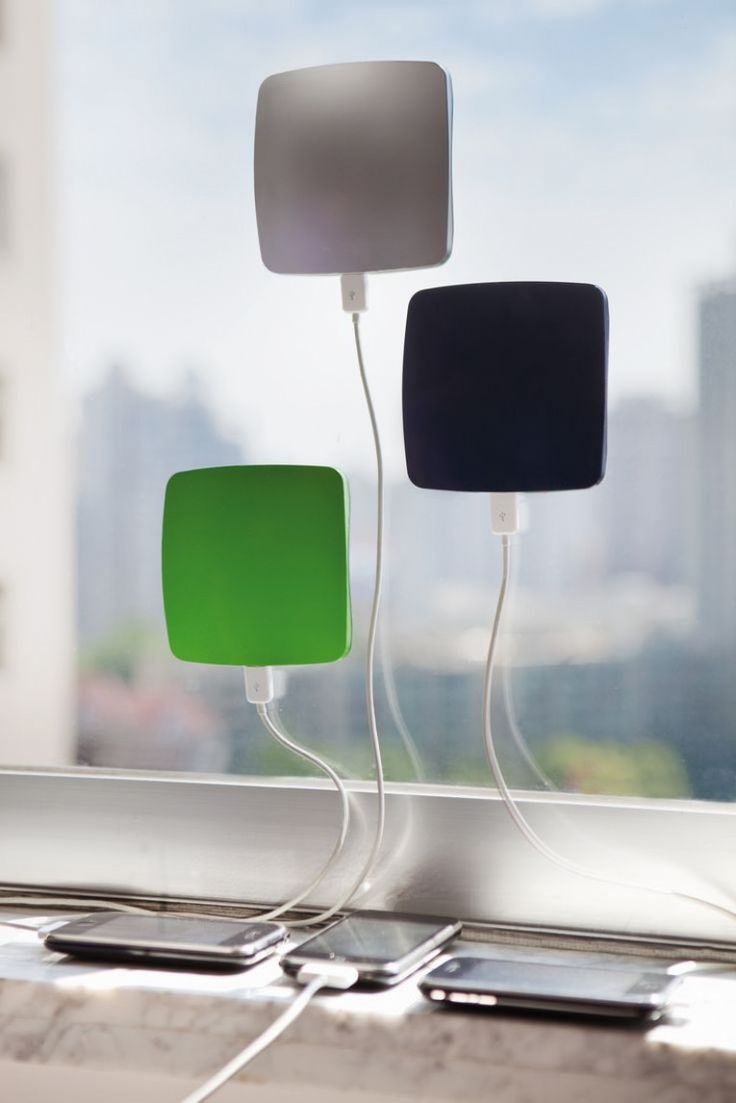 These amazing window solar chargers will make the process easier to charge your smartphone, i-phone, i-pod, MP3 & MP4. It can easily cling to the glass and convert the sunlight into electricity, that's why you can easily use them in your home, office or in the car.17$