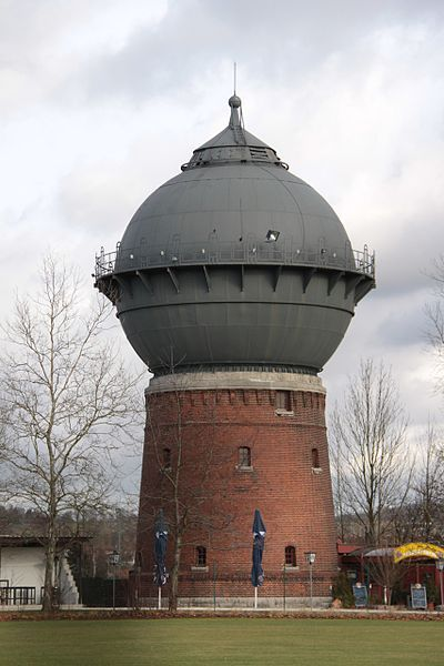 #Crailsheim (Germany), Water tower