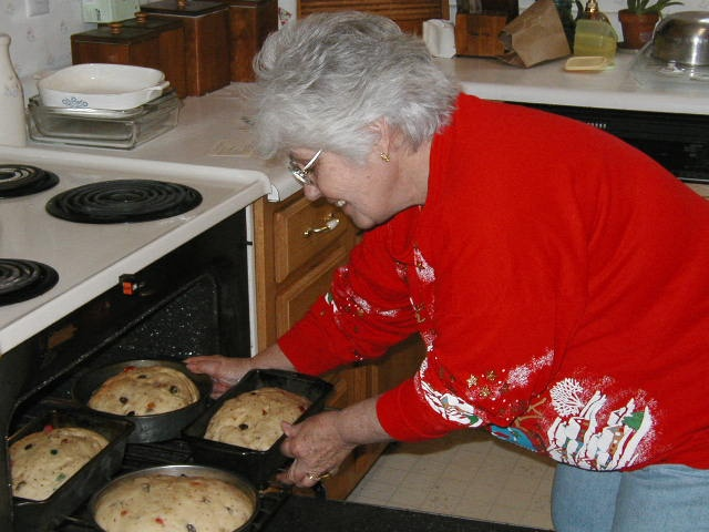 Russian Easter Bread Recipe and Polish Babka Recipe