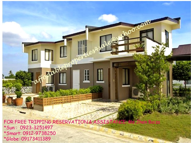 Affordable model houses in the philippines