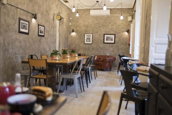 Mür café - plaza cristino Martos 2 (probar el brunch)
