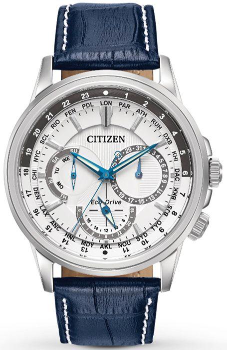 BU2020-02A, BU202002A, Citizen calendrier watch, mens