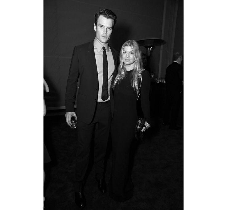 Josh Duhamel et Fergie
