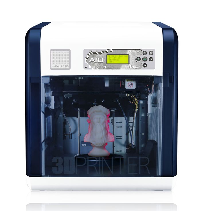 da Vinci 1.0 All-in-One (AiO) 3D printer