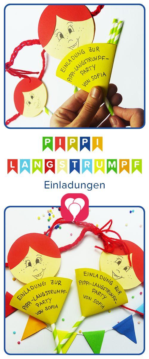 132 besten einladungen für den kindergeburtstag bilder auf, Einladungsentwurf