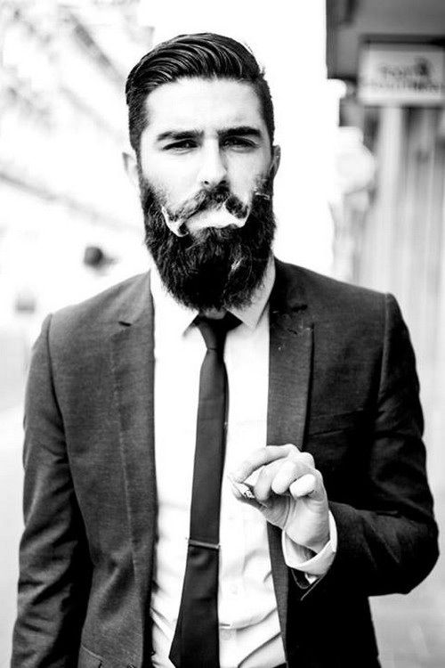 Terrific 1000 Images About Beards On Pinterest Short Hairstyles Gunalazisus