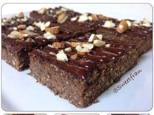 Brownie de poroto negro. (Frijol) http://sweetfran.com/content/post/brownie-de-poroto-negro-frijol