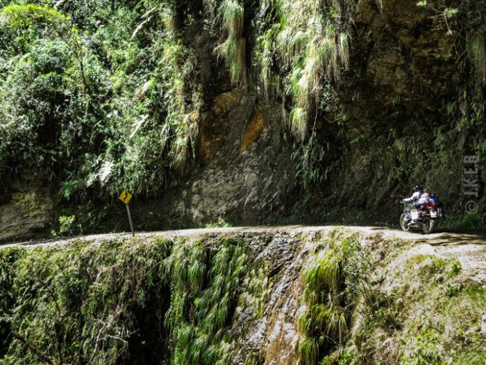 "http://roadspirit.files.wordpress.com/2013/05/blogrs-2073.jpg?w=700&h= , Bolivia's ""death road"" (old yungas road), http://roadspirit.wordpress.com/2013/05/31/worlds-most-dangerous-road/"