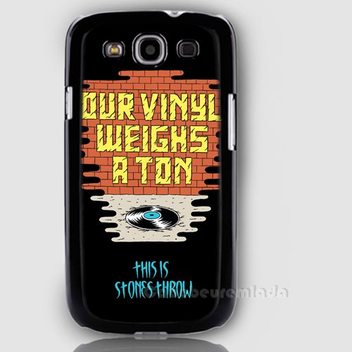 Stones Throw Samsung Galaxy S3 Case for sale ($24.00) - Svpply