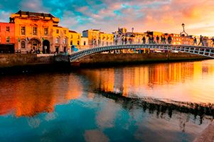 There's more to Ireland than incredible landscapes. Why not add a touch of magic to your fall and check out these incredible cities.