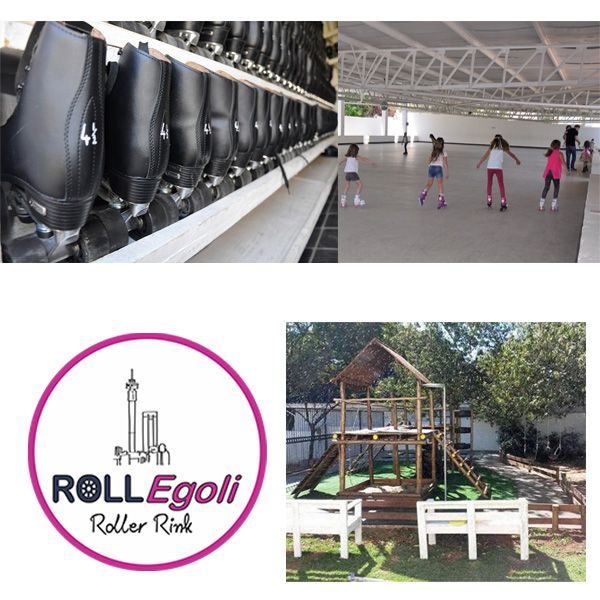 RollEgoli is one of the few places where you can feel truly free. All you need to do is put a pair of skates on, lose your fear and let your feet do the rest. Beginner or experienced, RollEgoli is the perfect place for you to have some fun with your family. If skating is not your thing we have a jungle gym, trampoline, zip line, and party areas.