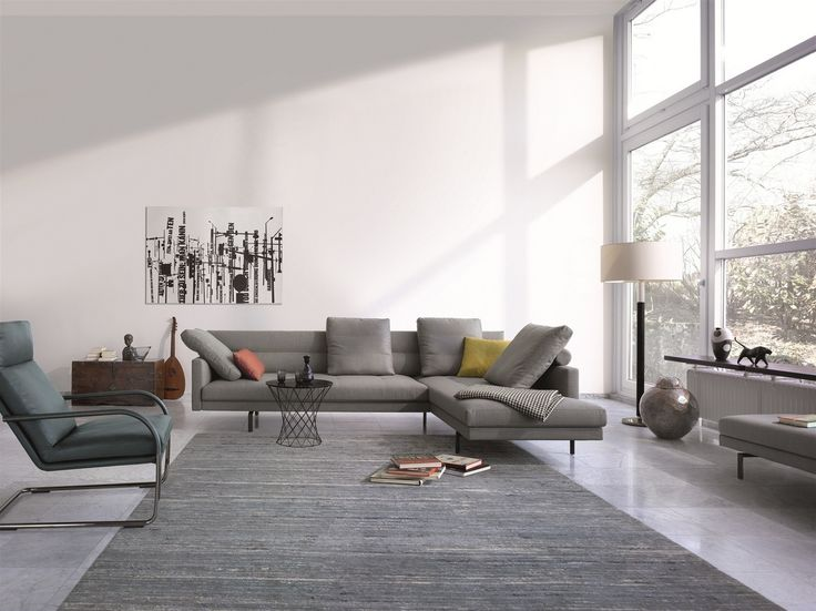 GORDON 495 CORNER SOFA   Designer Sofas From Walter Knoll ✓ All Information  ✓ High Resolution Images ✓ CADs ✓ Catalogues ✓ Contact Information.