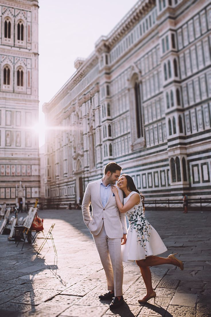Honeymoon in Florence
