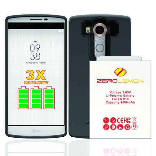 9. LG V10 Battery Case