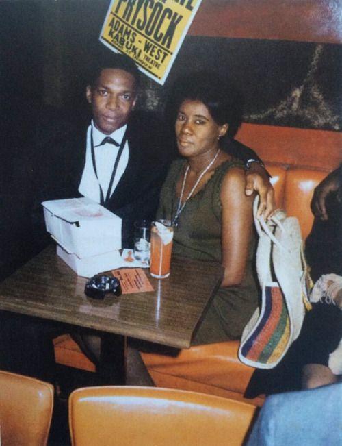John Coltrane and Alice Coltrane, 1964