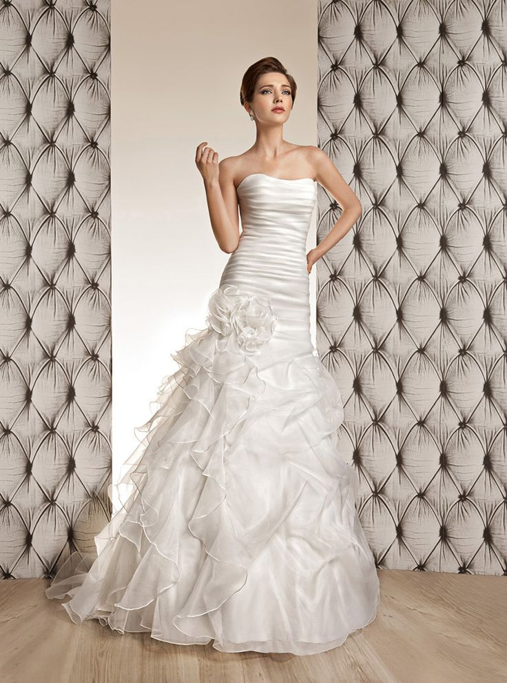 Great OreaSposa Collection Official Web Site Collection Style L Empire Wedding Dresses