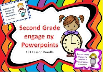 131 PowerPoints for 2nd Second Grade Engage ny (New York)