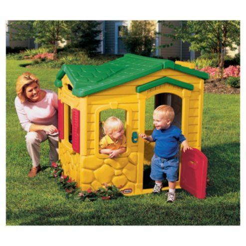 Buy Little Tikes Magic Doorbell Playhouse from our Children's Playhouses range - Tesco.com