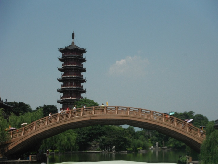 This is in Guilin, China.