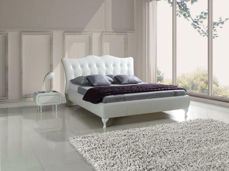 Łoże Princessa z oferty New Elegance / Princessa bed for ladies - New Elegance offer