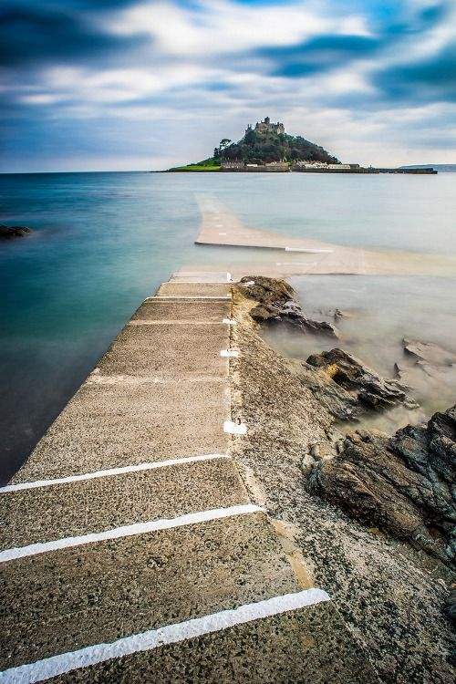 Saint Michael's mount | Cornwall, United Kingdom - really beautiful gardens
