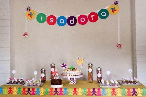 Ideias Práticas e Baratas para Festa Infantil