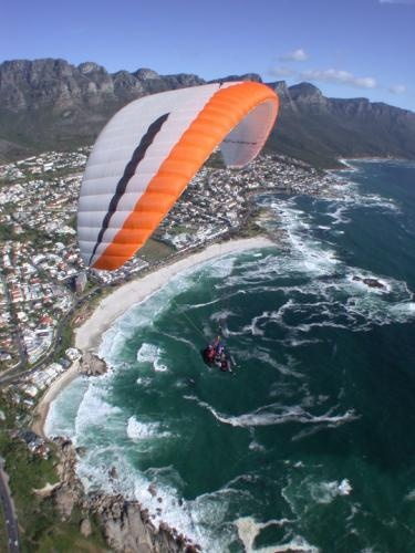 Activities - Western Cape - atlantic seaboard - seapoint - Para Taxi