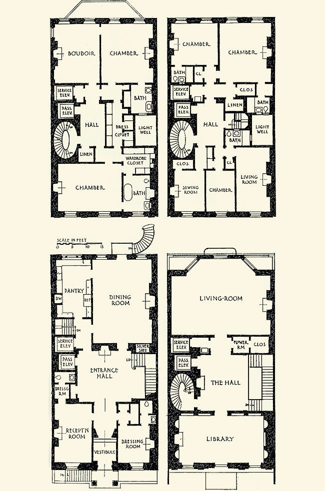 55 best floor plan images on pinterest floor plans house image result for floor plan historic victorian light well malvernweather Images