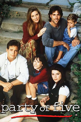 I loved Party of Five!  Especially Bailey! Amazing programme!! None like this now a days :(