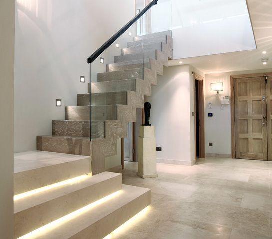 Stair Lighting Design: Stair Lighting Design Pretasol 014