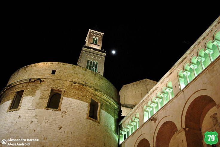 Campanile dell Cattedrale di San Sabino #Bari #Puglia #Italia #Italy #Viaggiare #Viaggio #OldCity #Travel #AlwaysOnTheRoad