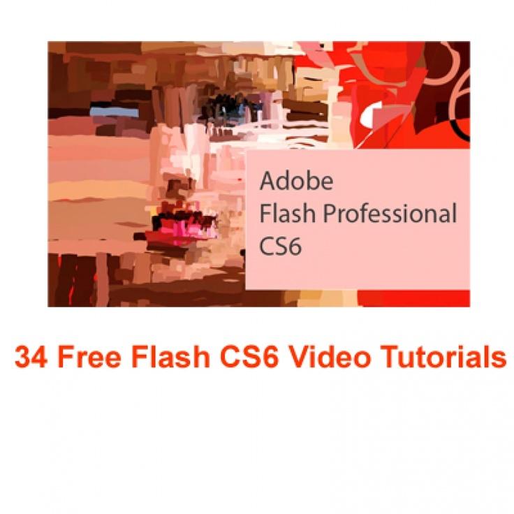 adobe flash professional cs6 animation tutorial pdf