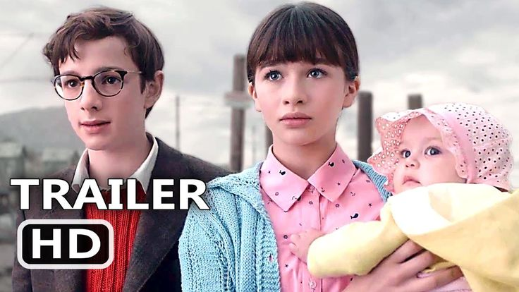 a series of unfortunate events official trailer 2017