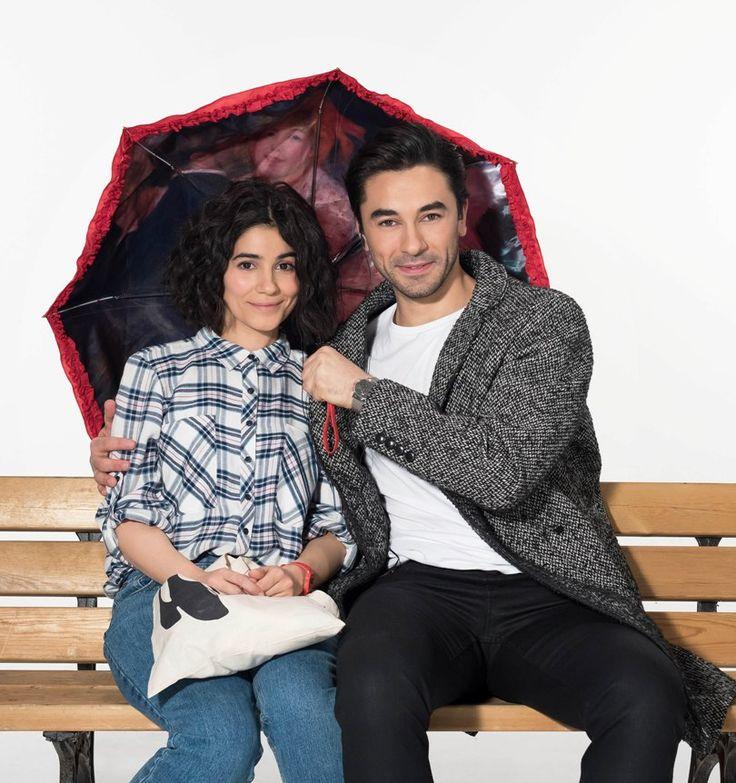 Atv'nin yeni dizisi 'Seviyor Sevmiyor'un yayın tarihi belli oldu Zeynep Çamcı Gökhan Alkan
