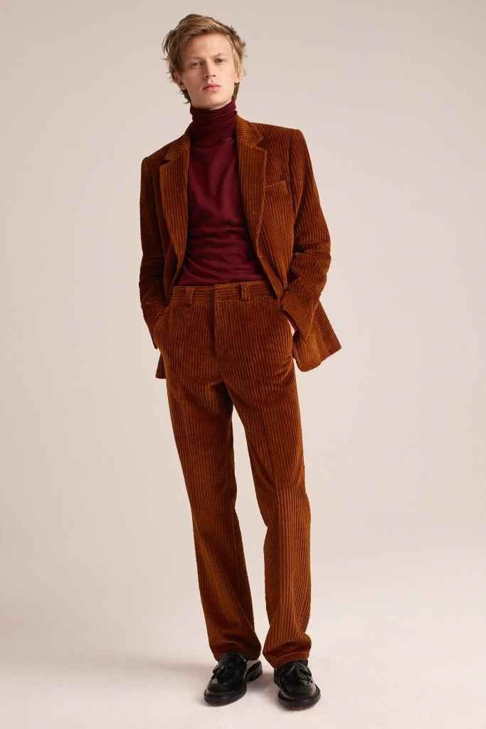 Sandro Paris Fall-Winter 2018/2019 Menswear Collection #MensFashionSneakers