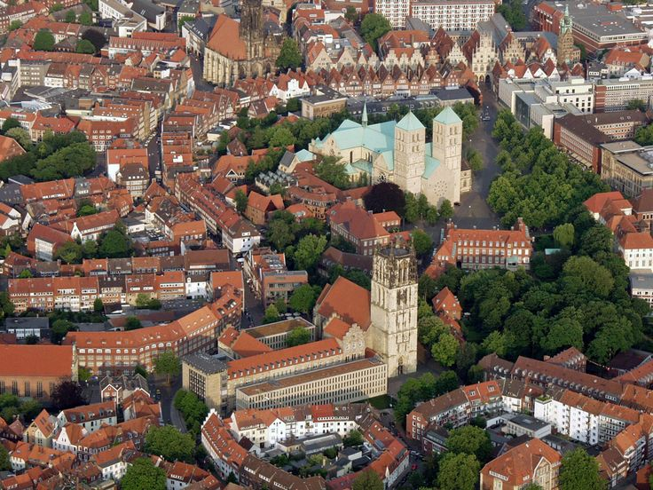 Münster - Der Dom bleibt Mittelpunkt der Stadt