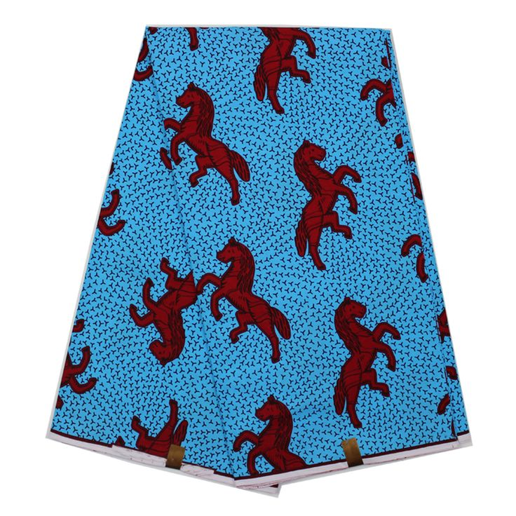 Find More Fabric Information about YBGW 59 Blue Popular 100% cotton Wax Ghana Kitenge Fabric / horse print wax coated fabric,High Quality kitenge fabric,China coat fabric Suppliers, Cheap cotton wax from Freer on Aliexpress.com