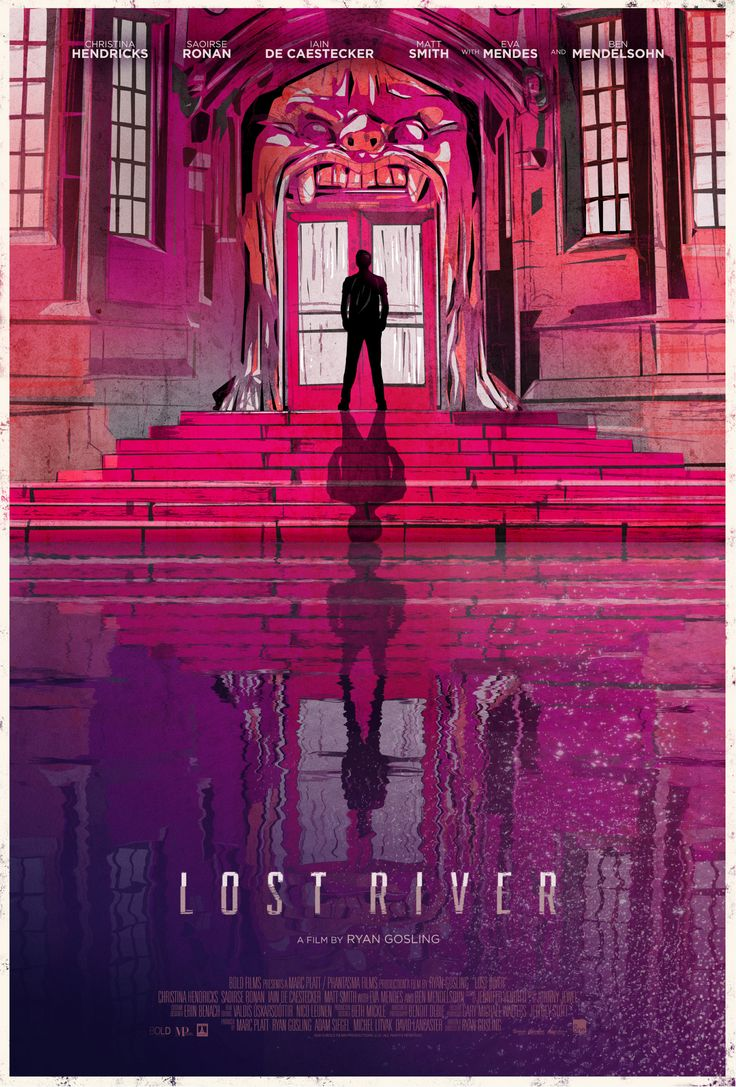 Lost River - one of the best visual aesthetic movies