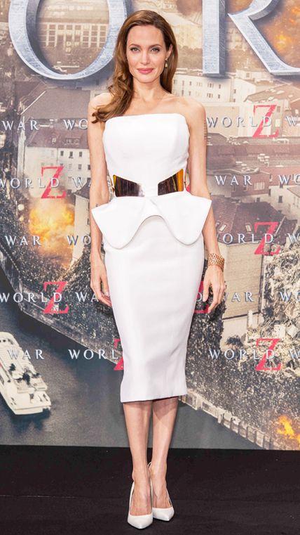Angelina Jolie - Helena Bordon