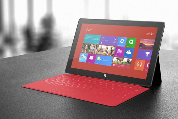 Microsoft Estimated To Have Sold 1.5 Million Surface Tablet Units - Microsoft has sold 1.5 million Surface tablets so far, according to a tweet from Bloomberg reporter Dina Brass. The figure includes Surface RT units launched last October, and Surface Pro tablet launched last month. [Click on Image Or Source on Top to See Full News]