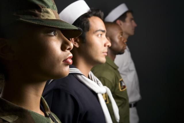 About 75 percent of US 17- to 24-year-olds are ineligible for the military due…