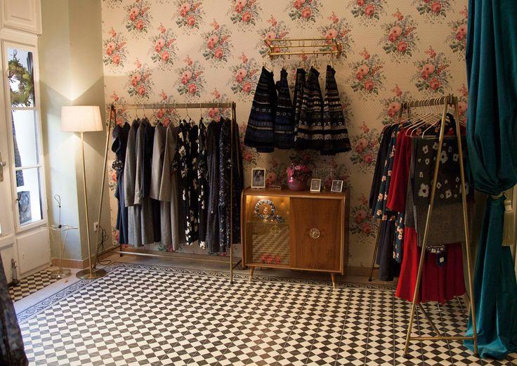 Frollein Ida, ein Wiener Neustädter Laden für Kindermode und schöne Dinge, führt neuerdings auch die Kollektionen von Lena Hoschek.